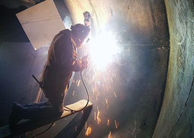 Proyectos mecanicos industriales overhaul